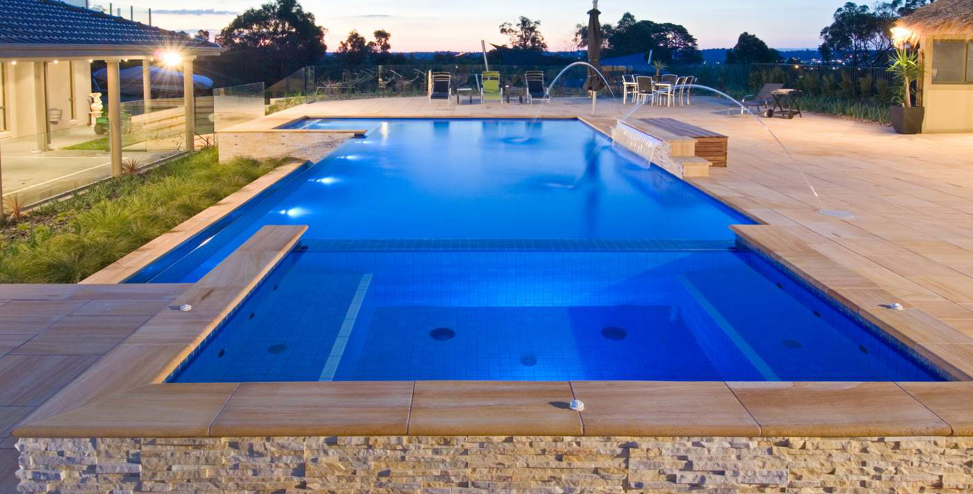 San Angelo Premier Pool Builder • Ocean Water Pools
