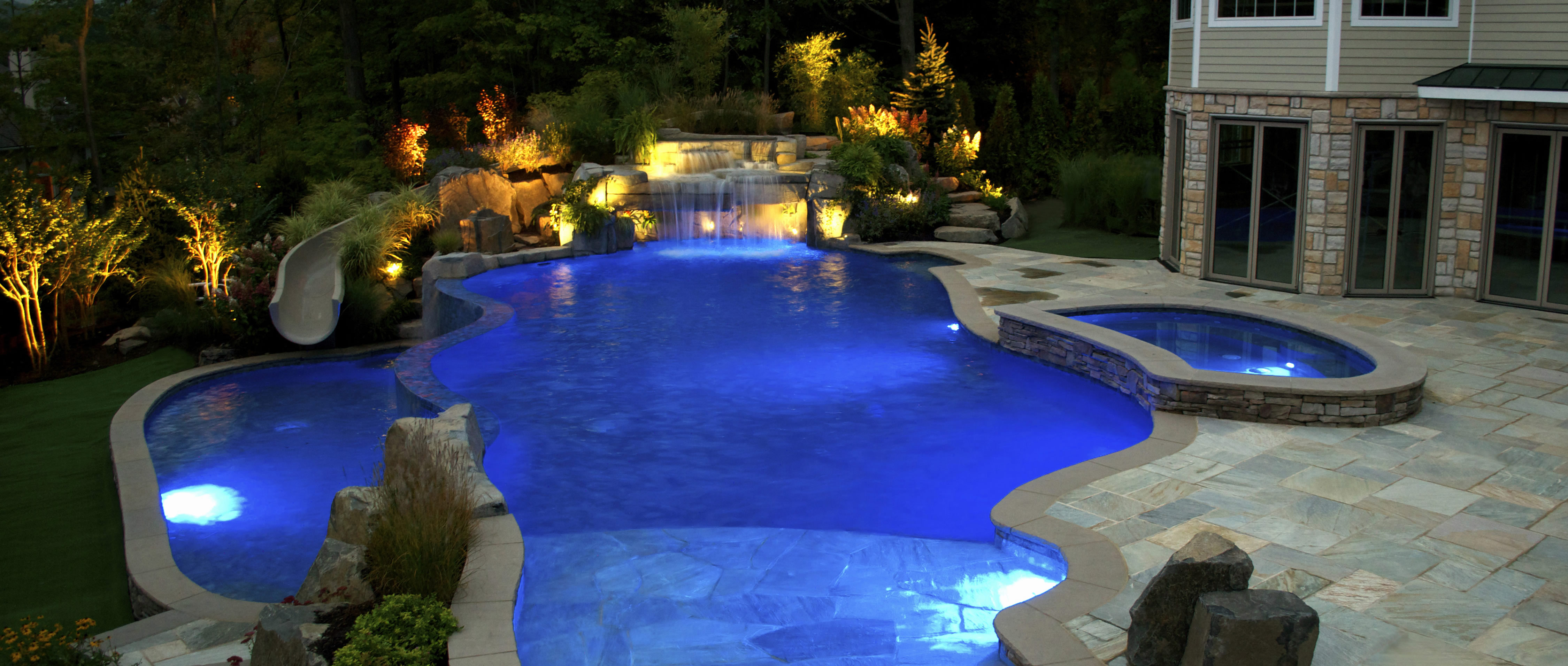 Our work ocean water pools for Pool vendors